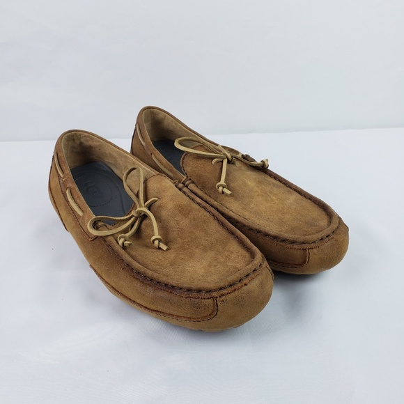 62044f838cb200 UGG Shoes | Australia Mens Chester Moccasin Loafers 11 C | Poshmark